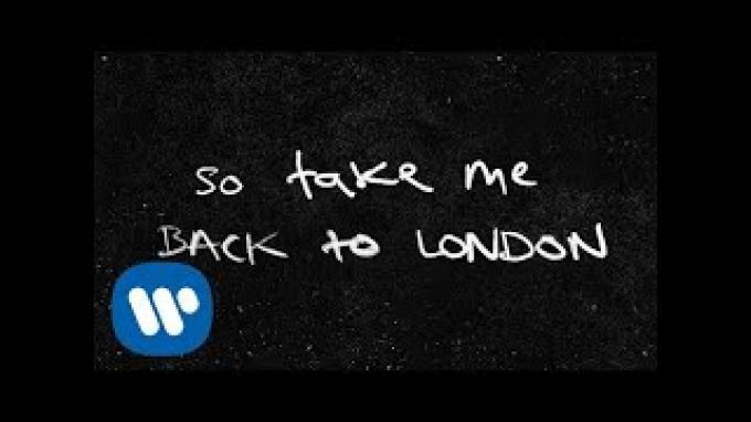 Take Me Back To London Ed Sheeran E Stormzy Accordi Per